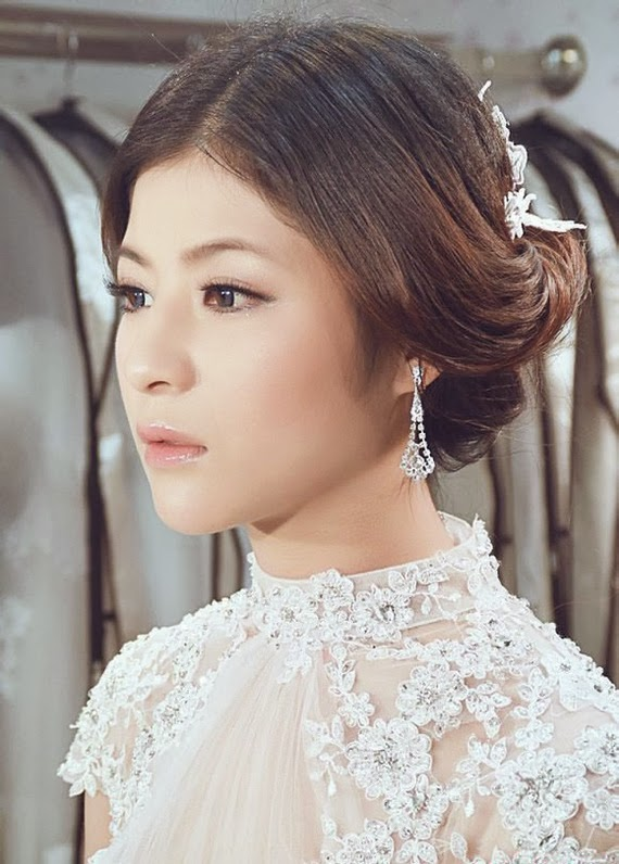 23 Wedding Updos Asian Hair Hairstyles Picture Inspirations Ideas