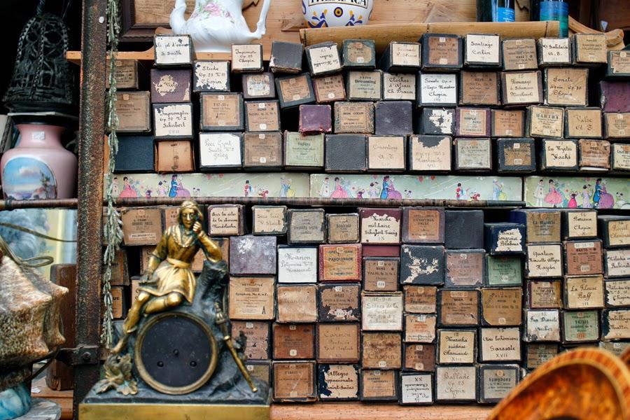 Paris puces saint ouen march dauphine jules vall s librairie de l 39 avenue chavanitas - Plan puces saint ouen ...