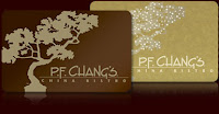 P.F. Chang's Giveaway!