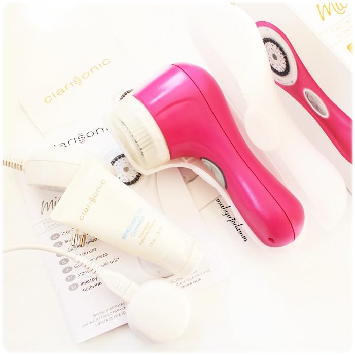 clarisonic yüz temizleme