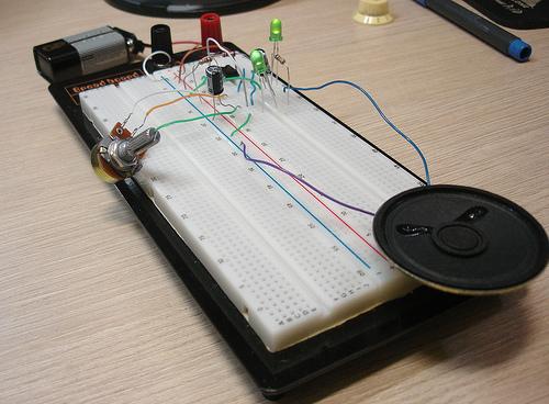 Circuito Electronico : Circuitos electronicos