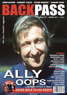 Itu0027s a very proud day for us here in the Attic as the latest issue of Backpass (no. 28) features an article written by Chris and myself covering what we ...  sc 1 st  The Football Attic & The Football Attic u0026 Backpass Magazine ~ The Football Attic