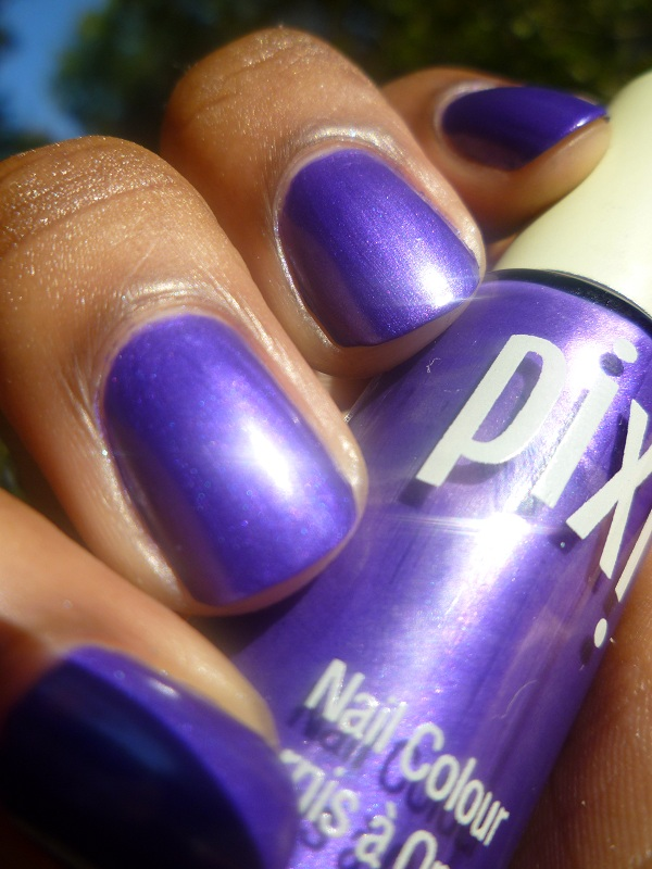Nail Polish Anonymous: Bringing in the Fall with Pixi