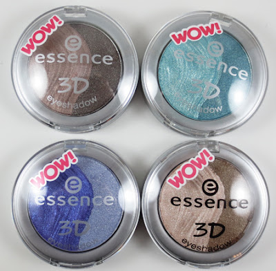 Essence 3D Duo Eye Shadows
