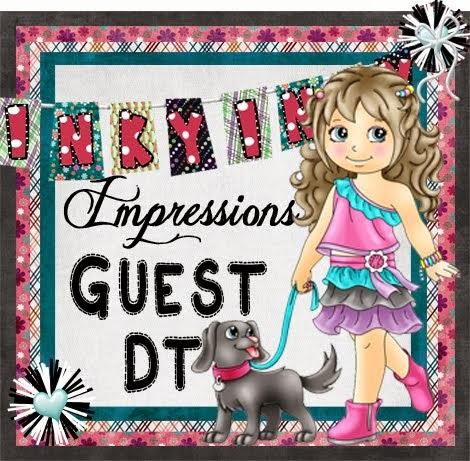 Guest Designer March 2015
