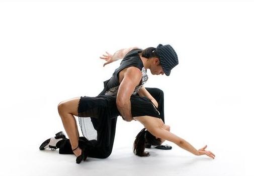 Hot samba dancing 2012 vinheta musa 2