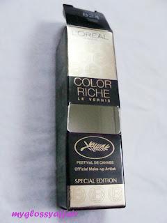 L'Oréal Paris Color Riche Vernis L'Or Incandescent 824