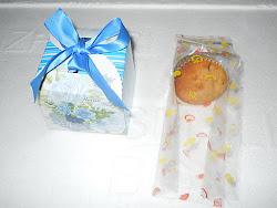 box + 1 biji muffin = RM1.50