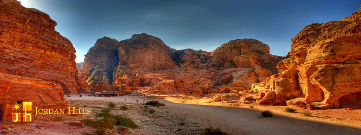 Jordan Hills Tours