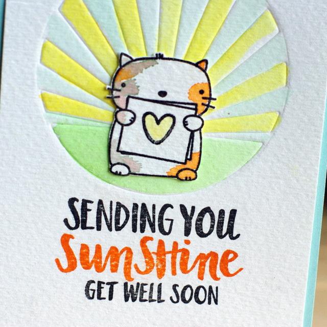 Sending Sunshine Leigh Penner @leigh148 #cards