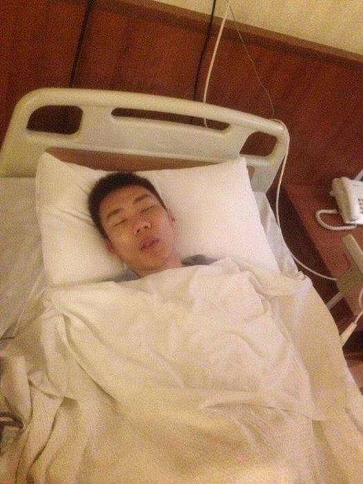 Datuk Lee Chong Wei Dimasukkan Ke Hospital Kerana Kecederaan Otot