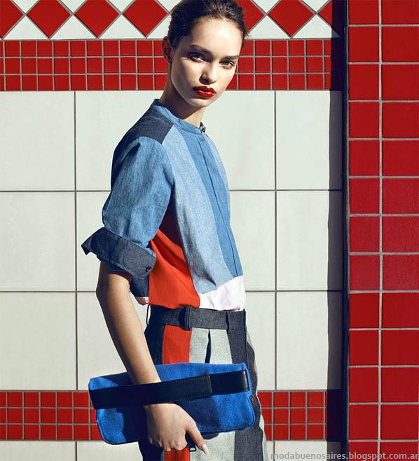 María Cher otoño invierno 2014 monos invierno 2014 moda.