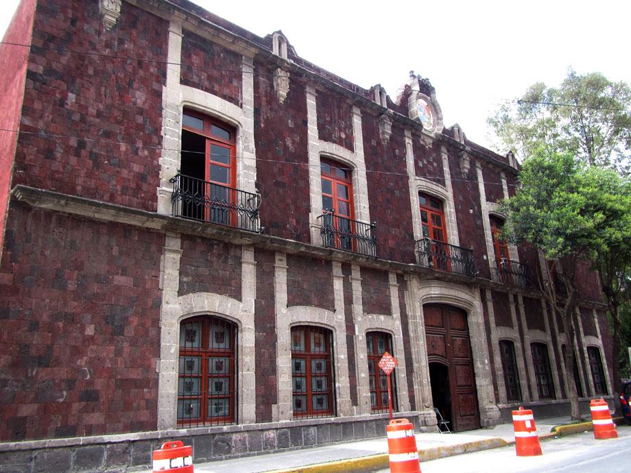 Casa del marqu s de guadalupe casa de cultura de for Casa de guadalupe
