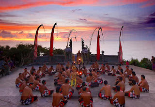 Tari Kecak - Kecak Traditional Dance