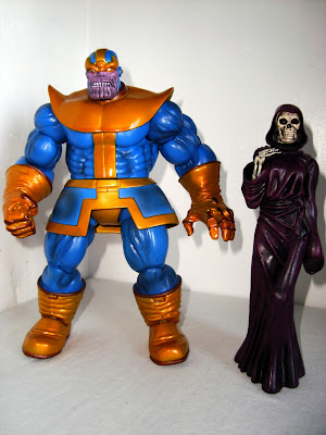 MARVEL SELECT (Toy Biz) 2002-2007 Thanos-marvel-select044-785492