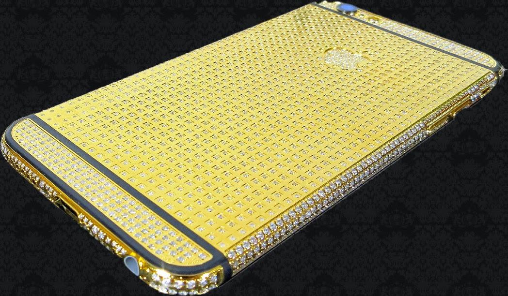 teléfonos inteligentes o tabletas de lujo