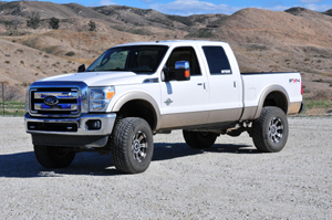 Orr-Road Magazine's Project Ford F-250 with Trail Master's 6-inch