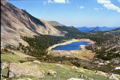 Lawn Lake, Rocky Mountain National Park #Colorado #ColorfulColorado www.thebrighterwriter.blogspot.com