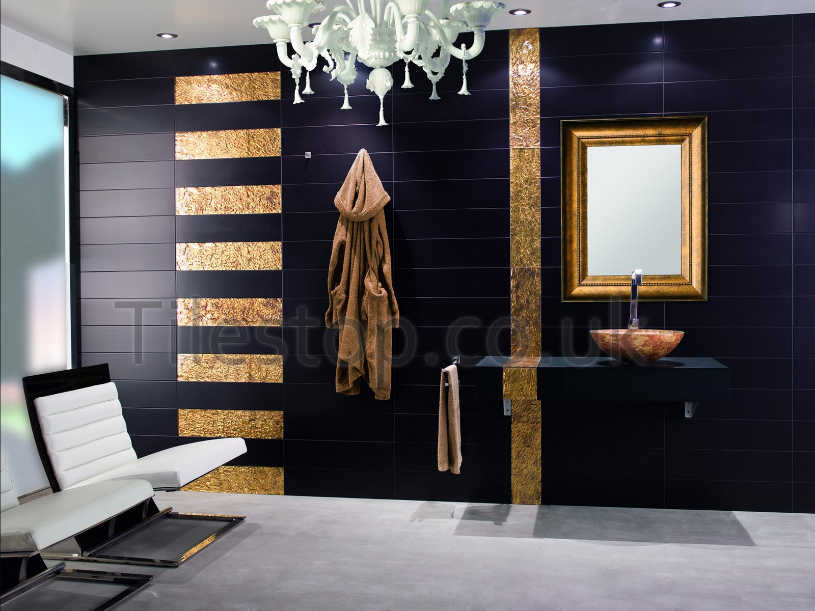 Someonebuyme you want you lose a luxury feature wall - Decoracion en banos ...