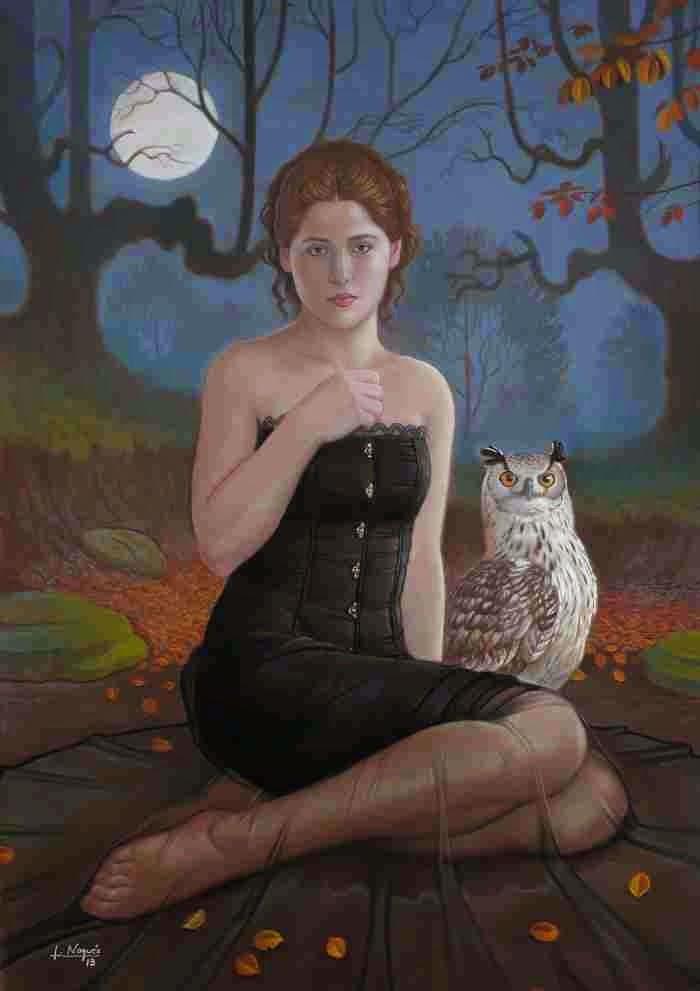 Классическое искусство. Javier Nogues
