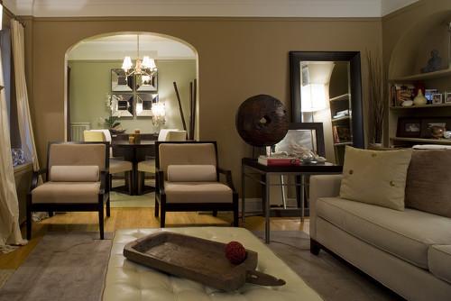 para decorar interiores de casas pequeas ideas