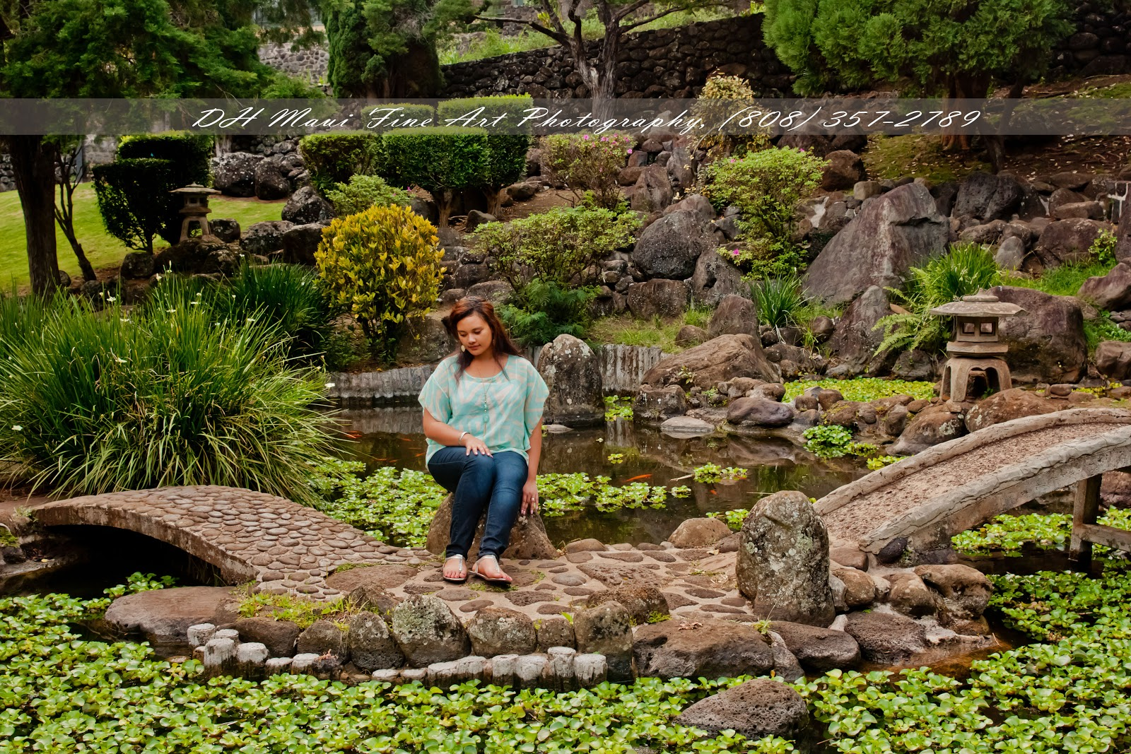 DH Maui Fine Art Photography: Leilani, Maui Portrait Photography ...
