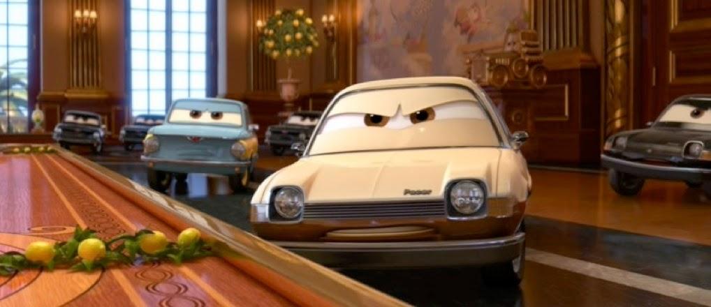 Dan The Pixar Fan Cars 2 Tubbs Pacer
