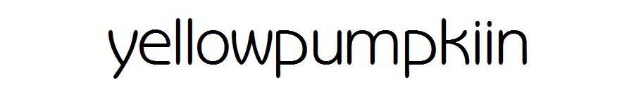 yellowpumpkiin