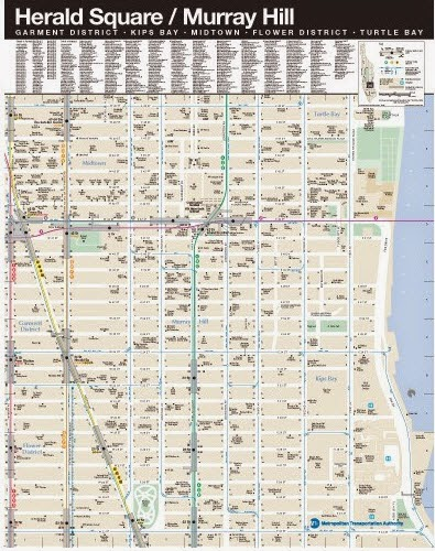 The NYC Big Adventure Our New Favorite Map Of NYC - Cheap large maps