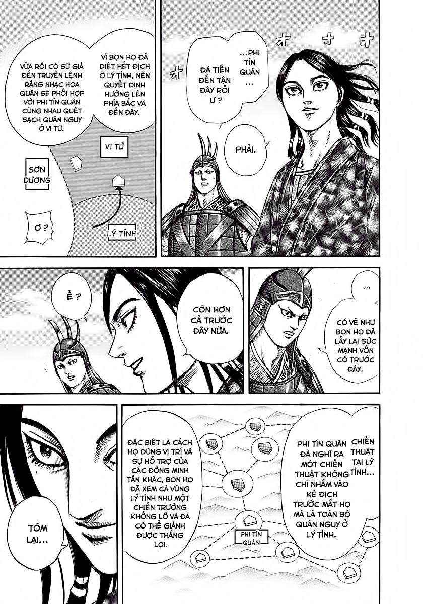 Kingdom – Vương Giả Thiên Hạ (Tổng Hợp) chap 249 page 12 - IZTruyenTranh.com