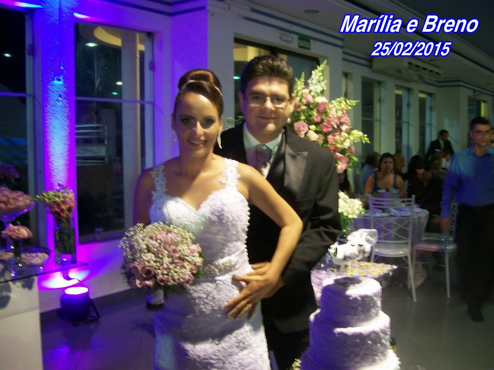 Marília e Breno