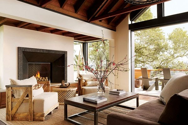 Amazing Styling Rustic Living Room Designs