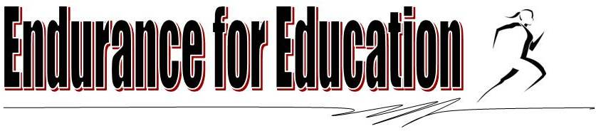Endurance for Education