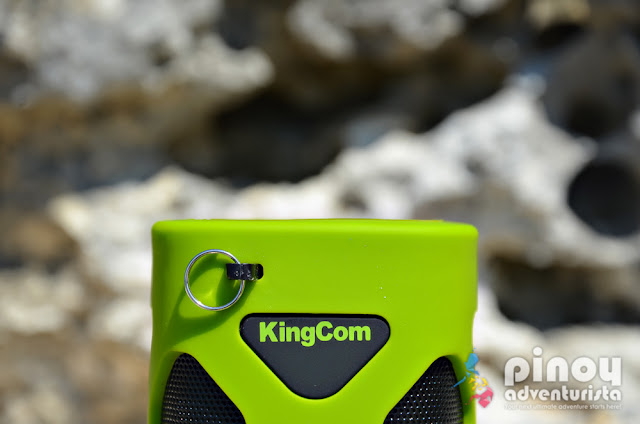 KingCom Beehype Portable Speaker Review