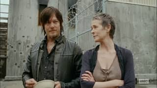 The Walking Dead - Capitulo 01 - Temporada 4 - Español Latino