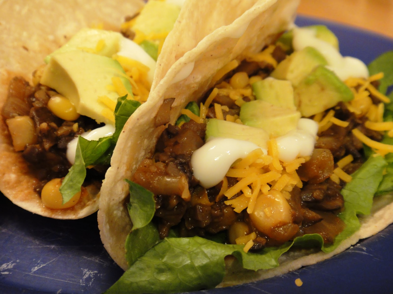 Freeze Your Way Fit: Clean Eating Classic Vegetarian Tacos (OAMC)
