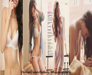 Nadia Vieira, Maxim Magazine