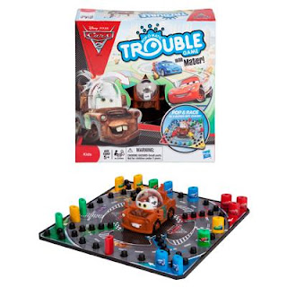 Hasbro-Cars-2-Trouble-game