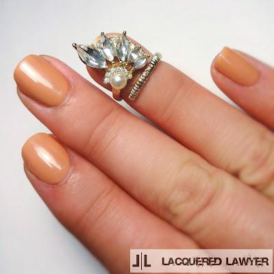 Nail Art Ring