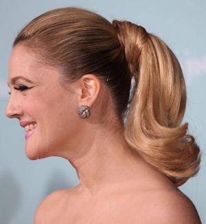 Drew Barrymore Hairstyle 23