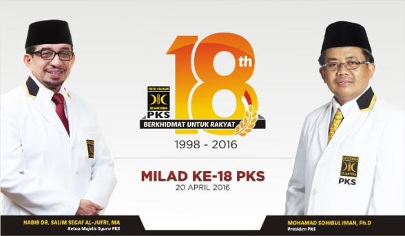 MILAD KE-18 PKS
