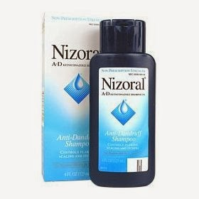 nizoral shampoo hair loss