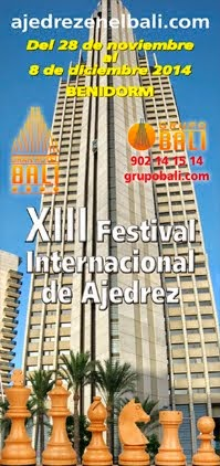 XIII Festival Internacional de Ajedrez Bali