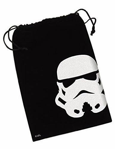 Bolsas de tela Star Wars para dados: 5,87€