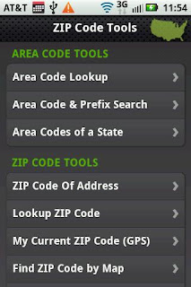 Download zip code tools free android application