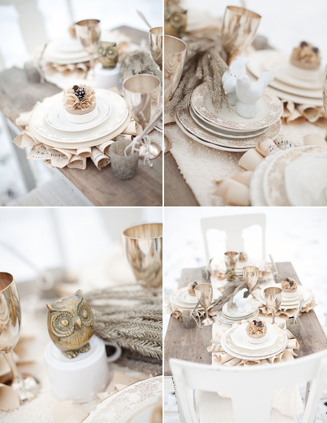 RusticWinter Woodland Inspiration
