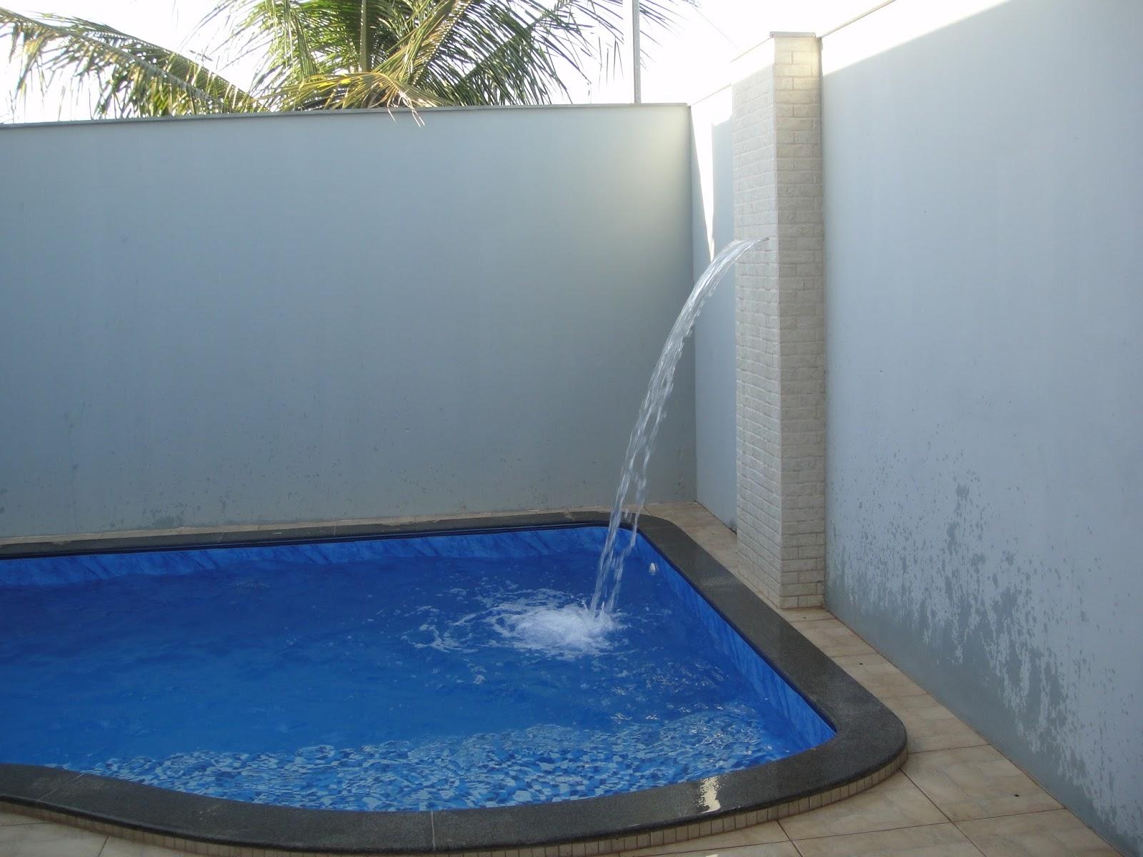 Realizando um sonho nossa casa minha piscina for W piscinas