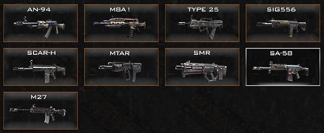 EAA!! (移転しました!→ http://fpsjp.net/): [BO2]【随時更新】『CoD: Black ... M1216 Black Ops 2