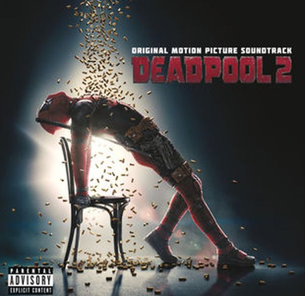 CELINE DION :ASHES FOR DEADPOOL 2, 2018