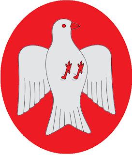 paloma roja
